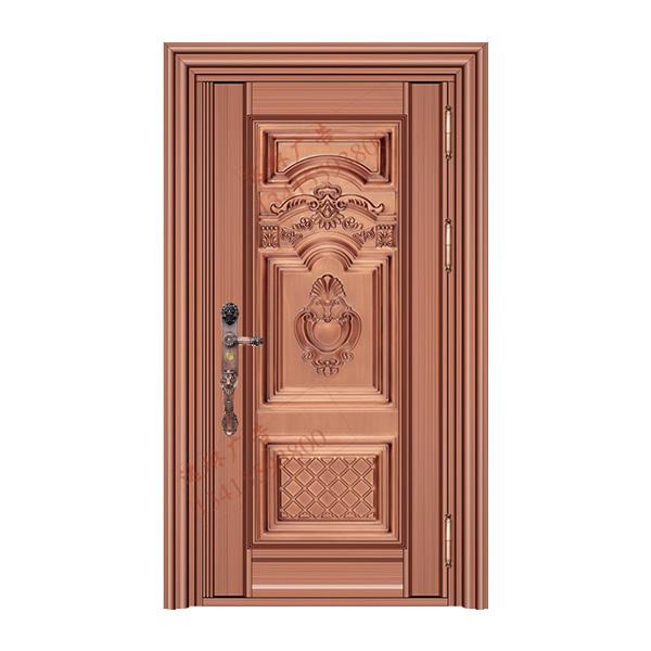 不锈钢彩板门 1013
