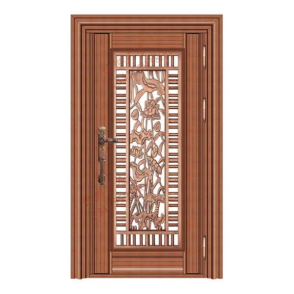 不锈钢彩板门 1025
