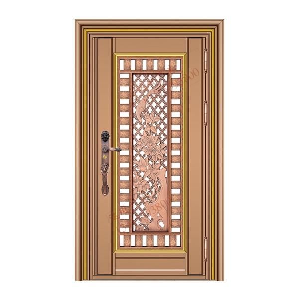 不锈钢门安装注意事项和细节--不锈钢门厂家提供