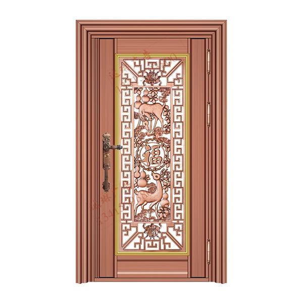 各类铜门的区别和知识科普